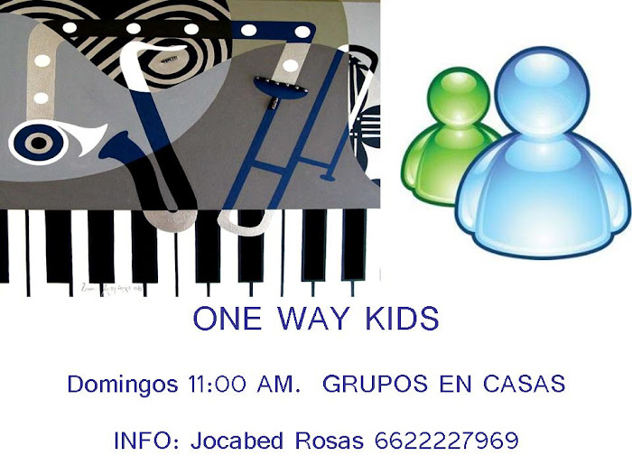 ONE WAY KIDS