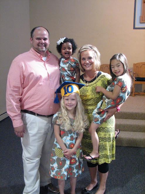 Gabriella's Kindergarten Graduation
