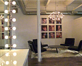 Living With Style: Pure Beauty Wednesday: Sarra Make-Up Studio