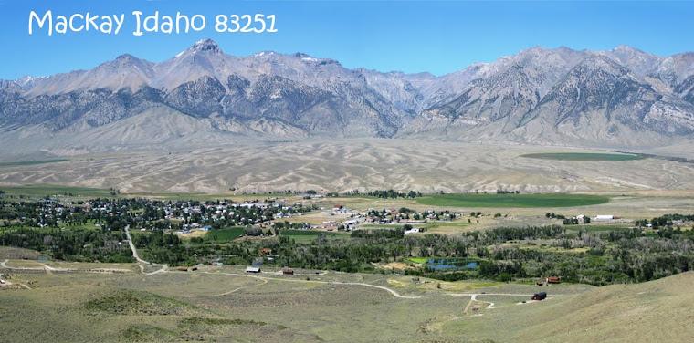 Mackay, Idaho 83251