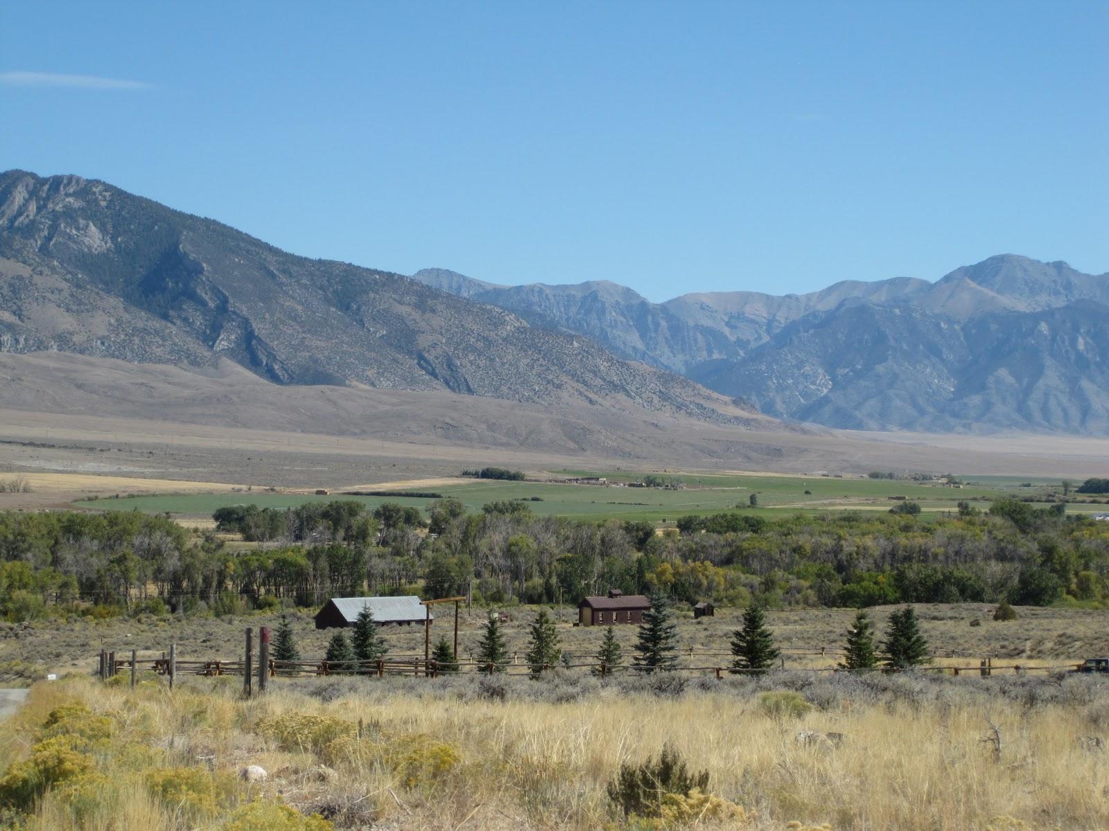Mackay, Idaho 83251: September 2010