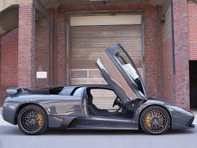 2005 Edo Lamborghini Gallardo. Edo Lamborghini Murcielago
