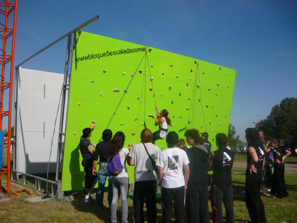 Video muro movil