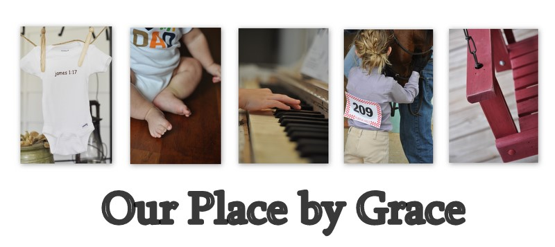 Our Place by Grace