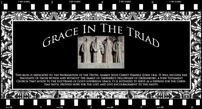 Grace in the Triad