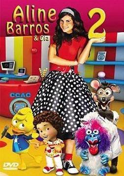 Aline Barros - Aline Barros e Cia 2 - DVDRip 2009