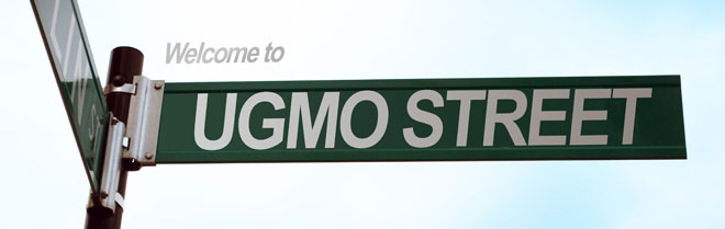 Welcome to Ugmo Street