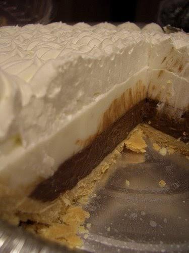 The Polynesian Kitchen: Chocolate Haupia (Coconut) Pie Recipe