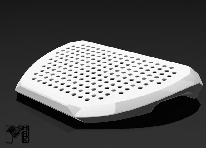 筆電-散熱器設計-產品圖