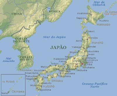 Geografia Nipónica O%252BMAPA%252BDO%252BJAP%25C3%2583O