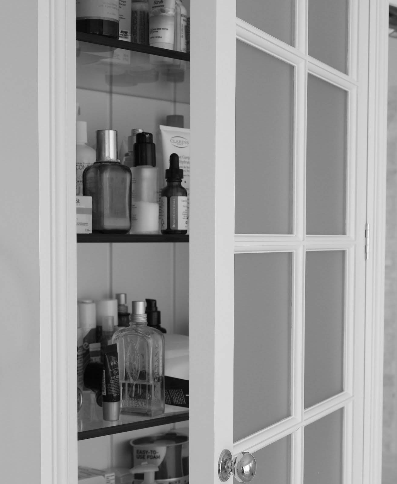 open such as in bathrooms pantry cabinets or kitchen cabinets