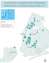 WRG Rainwater Harvesting Sites in NYC