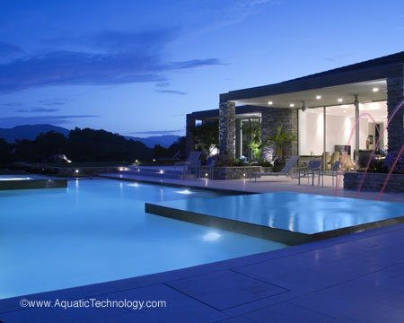 Aquatic Technology Pool &amp; Spa, &quot;Creating Water as Art.&quot;