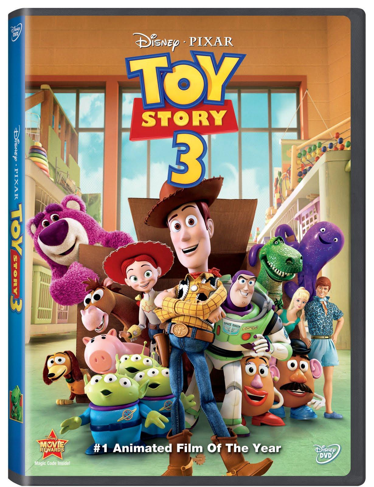 Toy Story 3, un nuevo amigo fiel