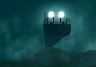 Gta 5 Ghost Train