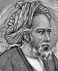 Omar Khayyam.