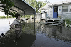 US Midweast flooding disaster area..