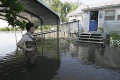 US Midweast flooding disaster area..