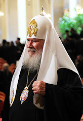 His Holyness Patriarchy Alexy II of Moscu.