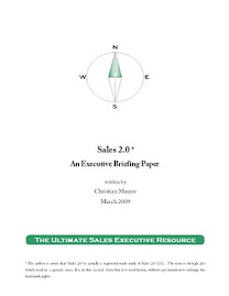 Executive Briefing Paper on Sales 2.0 (has attracted several thousand readers)