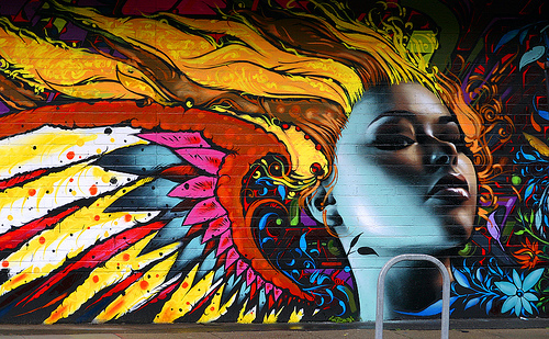 mural graffiti art