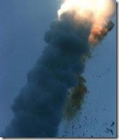 Explosión del Ariane