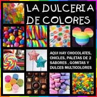 Mi Otro Blog - Dulceria de colores