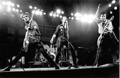 The Clash: Clampdown