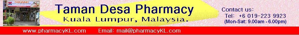 Taman Desa Pharmacy Sdn Bhd