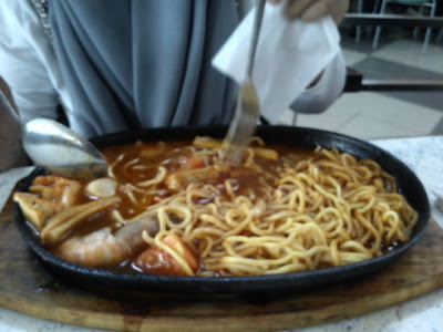 mee goreng udang