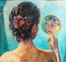 el espejo no es mas ke