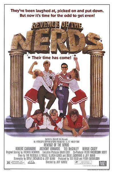 Les Tronches (Revenge of the Nerds)