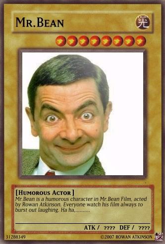 affiche Mr Bean