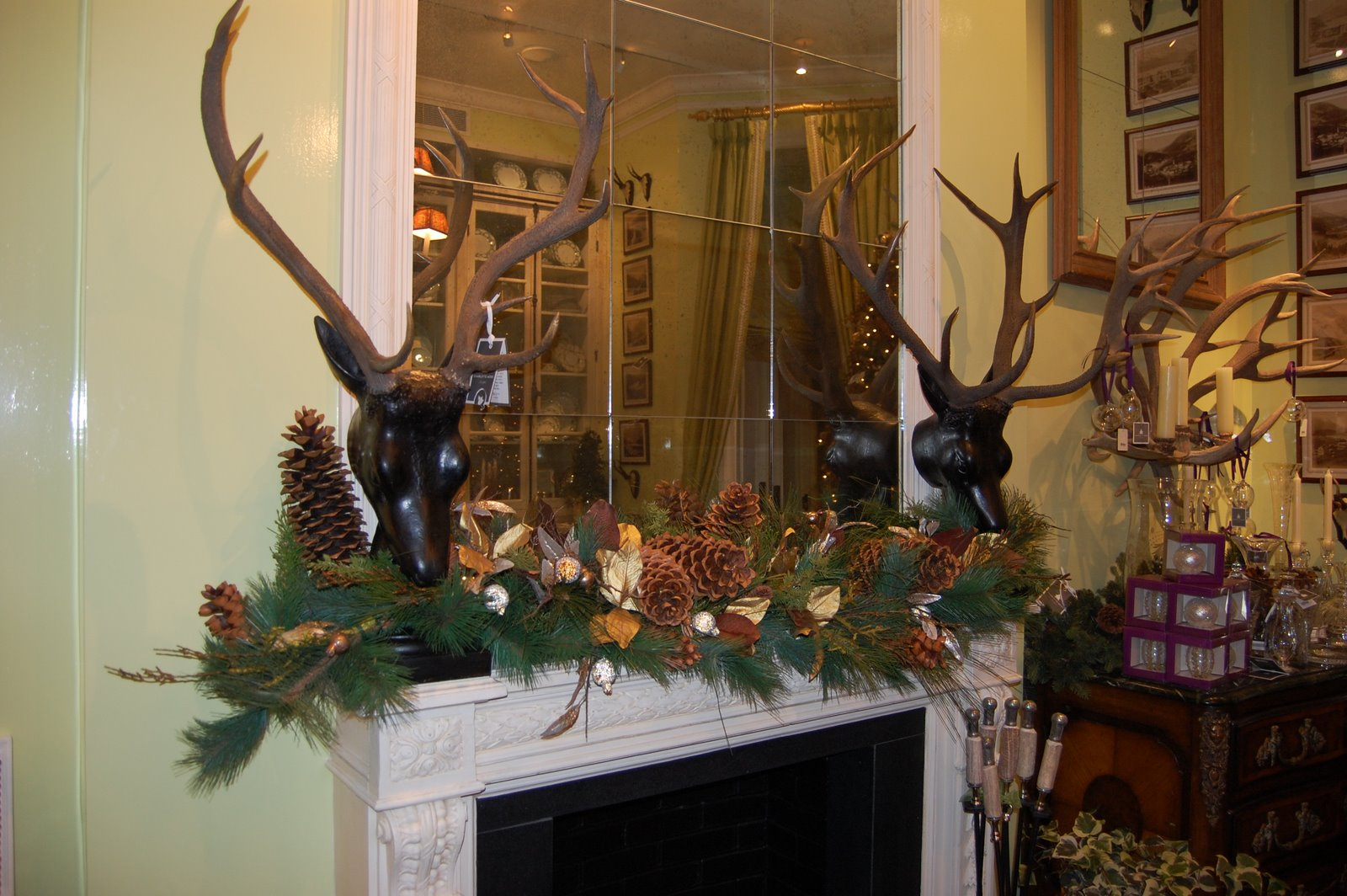 Habitually Chic Christmas At The Townhouse