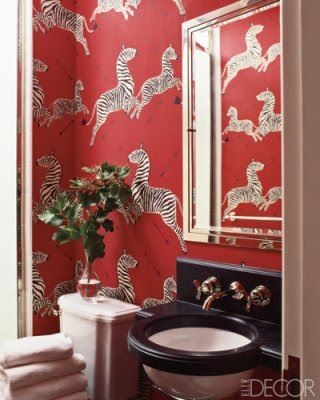 Interior Design Newton, MA: 7 Tips for the Perfect Powder Room