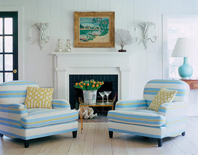 Habitually Chic®: Perfect Beach Cottage!