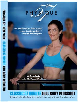 Physique 57 DVD