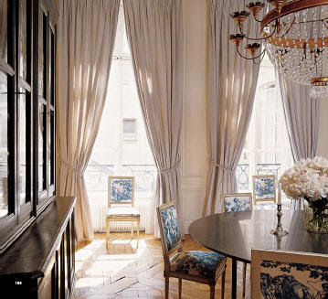 Habitually Chic®: Perfect Parisian Apartment