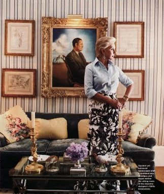 Chic Read: American Fashion Designers at Home | Home Design Interior