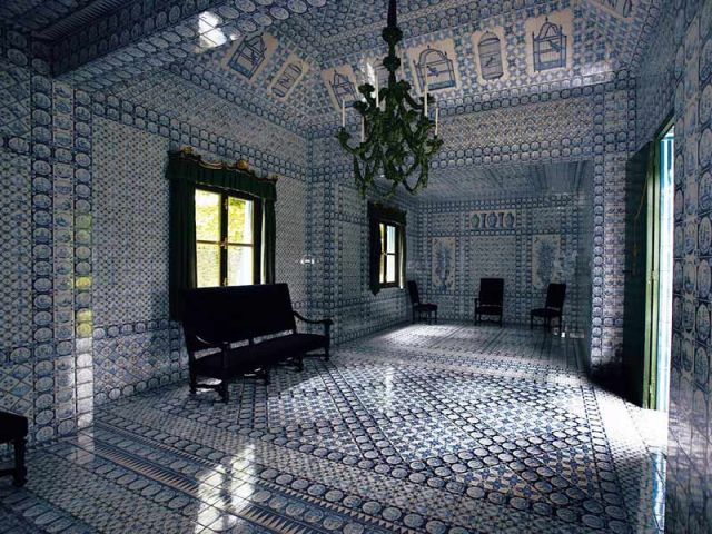 Habitually chic chateau de groussay part deux - Chateau de groussay montfort l amaury ...