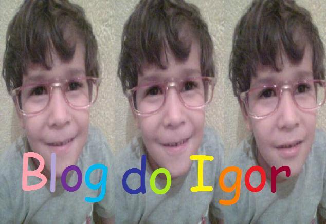 Blog do Igor