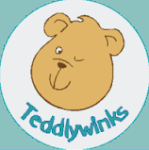 Click on the teddy to visit Teddlywinks
