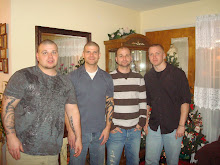 My four sons...