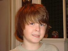 My third oldest grandson...