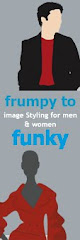 frumpy to funky for men's styling