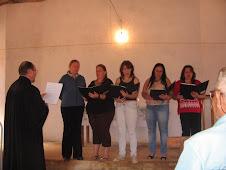 Grupo de canto de Alto Rio Possmoser