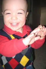 Joshua 16 Months