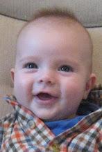 Caleb Four Months