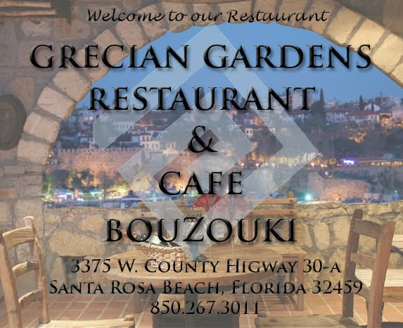 Grecian Gardens Restaurant and Cafe Bouzouki
