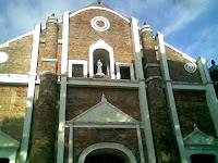 Sta Monica Church, Sarrat,Ilocos Norte